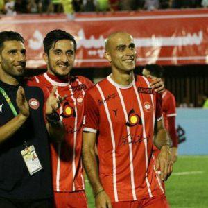 خمام - پیروزی تیم سپیدرود با گلزنی و پاس گل سیدهادی موسوی