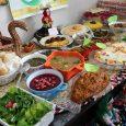 جشنواره غذای سالم در مرزدشت برگزار شد