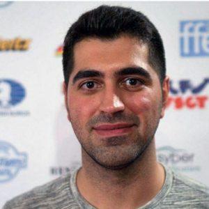 خمام - پوررمضانعلی در تورنمنت بینالمللی شطرنج استعدادهای جوان کارپف حضور یافت