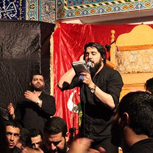 خمام - مراسم بدرقه زائرین اربعین حسینی برگزار شد