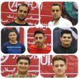 خمام نائب قهرمان رقابتهای وزنه برداری نوجوانان استان گیلان شد