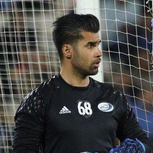 خمام - محسن فروزان پنالتی حساس تیم خود را مقابل پرسپولیس از دست داد