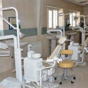 خمام - یک واحد دندانسازی تجربی بدون مجوز در خمام پلمب شد