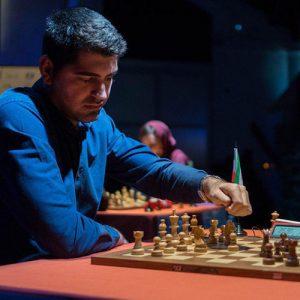 خمام - پوررمضانعلی به نیمه نهایی تورنمنت بینالمللی شطرنج استعدادهای جوان کارپف راه یافت