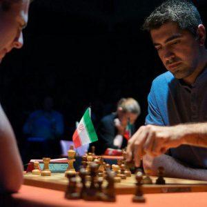 خمام - پوررمضانعلی در یک قدمی قهرمانی تورنمنت بینالمللی شطرنج جام کارپف قرار گرفت