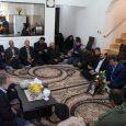 دیدار مسئولین با خانوادههای شهید عباسی، حسینپور، یوسفپور و نعیمی