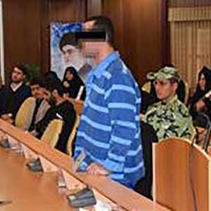 خمام - وکیل پدر اهورا: خواستهی موکلم اعدام در ملا عام است / متهم: کودک آزاری را قبول ندارم