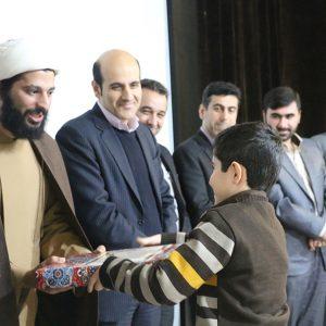خمام - از ۲۹ برگزیدهی جشنواره نوجوان سالم تجلیل شد