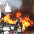 آتش سوزی در فروشگاه هپیلند مهار شد