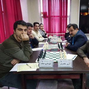 خمام - تیم شطرنج شهرداری خمام با نتیجه ۴ بر ۰ در مقابل آرین شاندرمن به پیروزی دست یافت
