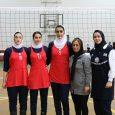 حضور ۳ والیبالیست خمامی در مسابقات لیگ والیبال بانوان استان گیلان