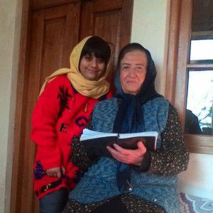 خمام - تینا موسیپور در سریال «مرد» به ایفای نقش میپردازد