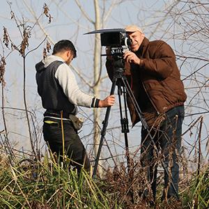 خمام - فیلم «ناجه» در دهنهسر شیجان فیلمبرداری شد