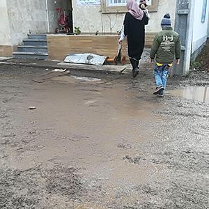 خمام - راه دسترسی مردم به خدمات بهداشتی و درمانی در مرکز شماره ۲ نامناسب است