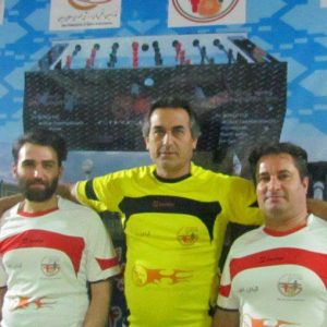خمام - مقام اول و سوم تیمهای گیلانی در دور برگشت لیگ دسته اول فوتبال روی میز کشور