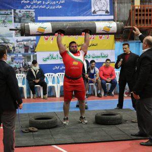 خمام - اولین دوره از مسابقات کندهزنی انتخابی باشگاههای استان گیلان در خمام برگزار شد
