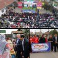 همایش پیادهروی خانوادگی و جشن بزرگ انقلاب در فشتکه اول برگزار شد