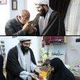 کتاب سیمای خوبان به خانوادههای شهید ابراهیمنژاد و شهید عابدیراد اهدا شد