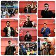 جشن بزرگ انقلاب در سالن تختی برگزار شد
