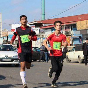 خمام - علی جنگدوست در مسابقات دو صحرانوردی گیلان به مقام سوم رده جوانان دست یافت