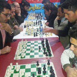 خمام - صدرنشینان دور سوم از رقابتهای شطرنج جام فجر خمام مشخص شدند