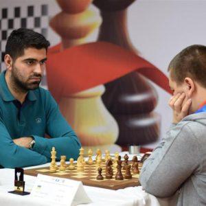 خمام - امیررضا پوررمضانعلی با ۵ پیروزی، ۳ تساوی و ۱ شکست ۱۴ واحد به درجه بینالمللی خود افزود