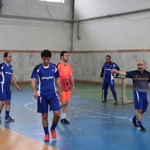 خمام - مسابقه ششجانبه فوتسال ادارات بخش خمام با قهرمانی تیم شهرداری خاتمه یافت
