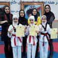 خمام - دختران تکواندوکار خمام به ۲ مدال طلا و ۲ نقره در مسابقات استانی دست یافتند