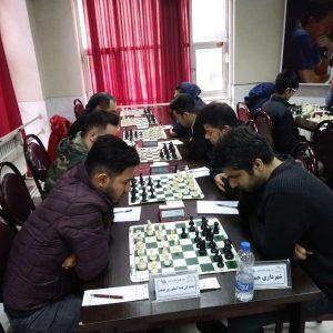 خمام - تیم نمایندگی بیمه کشاورزی خمام به لیگ دستهی اول شطرنج استان گیلان سقوط کرد