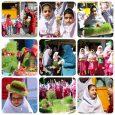 جشنواره سبزه توسط دانشآموزان دختر و پسر یاس نو و یاس نوین برگزار شد