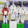 کوثر غلامیصفت به عنوان فنیترین بازیکن در مسابقات تکواندو نوجوانان دختر استان گیلان انتخاب شد