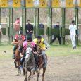 اسبهای موج سیاه و رخش به مقامهای دوم و چهارم کورس امتیازی شهرستان رشت دست یافتند