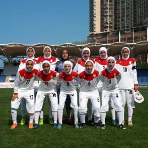 خمام - تیم ملی فوتبال بانوان نوجوان ایران در تورنمنت دوستانه هنگکنگ به مقام سوم دست یافت
