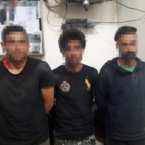 خمام - ۳ متهم دستگیر شده به سرقت از ساختمان نیمهکاره و سرقت موتورسیکلت اعتراف کردند