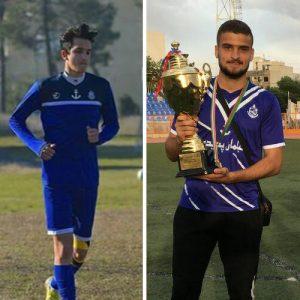 خمام - تیم جوانان ملوان بندرانزلی به لیگ برتر کشور صعود کرد