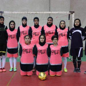 خمام - بانوان خمام تیم فوتسال یادگار امام رشت را مغلوب کرد
