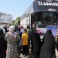 ۴۵ زائر خمامی به مشهد مقدس اعزام شدند / طرح افطاری ساده در روستاهای مختلف اجرا شد