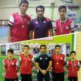 درخشش فرنگیکاران خمامی در رقابتهای قهرمانی کشتی استان گیلان