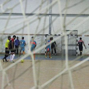 خمام - نزدیکشدن به پایان رقابتهای فوتسال سالن شهدا و فوتبال گلکوچک سالن تختی