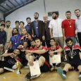 تیم پایگاه مقاومت امام رضا (ع) به قهرمانی مسابقات فوتسال سالن شهدا دست یافت