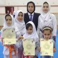کسب ۱ مدال طلا، ۱ نقره و ۳ برنز توسط دختران خمامی در مسابقات استانی کاراته