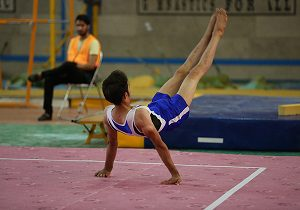 خمام - ژیمناستیککاران خمامی به ۳ مدال طلا در رقابتهای قهرمانی استان گیلان دست یافتند