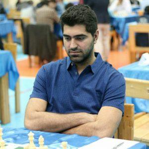 خمام - امیررضا پوررمضانعلی در رقابتهای بینالمللی شطرنج آزاد گرجستان به مقام سوم دست یافت