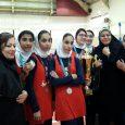 نائب قهرمانی تیم منتخب گیلان در مسابقات والیبال نوجوانان دختر کشور