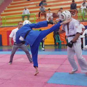 خمام - رزمیکاران خمامی در رقابتهای قهرمانی کاراته دو دایدو جوکو کشور درخشیدند