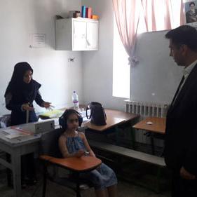 خمام - ۶۵۰ دانشآموز کلاس اولی خمام تحت سنجش سلامت جسمانی و آمادگی تحصیلی قرار میگیرند