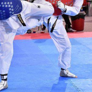 خمام - رزمیکاران خمامی در رقابتهای تکواندوی گیلان به ۳ مدال طلا و ۲ برنز دست یافتند