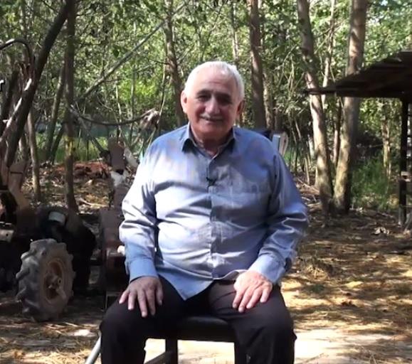 مستندی کوتاه از زندگی یوسف هاشمیزاده، کاشف رقم برنج هاشمی در روستای چاپارخانه