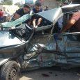 تصادف ۲ دستگاه خودروی پراید مصدومشدن ۳ نفر را رقم زد / رنج خمام از کمبود امکانات امداد و نجات و نبود بیمارستان