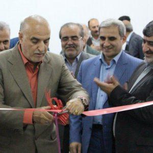 خمام - بزرگترین سردخانه و مرکز تخصصی فرآوری آبزیان استان گیلان در خمام افتتاح شد